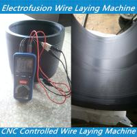 ELECTRO FUSION WIRE LAYING MACHINE,ELECTROFUSION WIRE LAYING, cnc Wire laying machine
