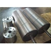 Buy cheap Stainless Steel Rope Winch Drum Electric / Hydraulic Drive Silver Color product