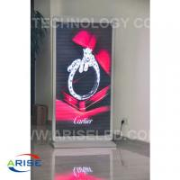 Buy cheap P6 Outdoor Full Color Poster Video LED Display Screen,Outdoor LED Advertising Player/Kiosk product