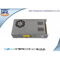Buy cheap Desktop Aluminum 12V 30A AC DC Switching Power Supply , 80% Efficiency product