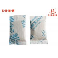 Buy cheap High Absorbent Rate Mineral Desiccant For Steel / Food Industry product