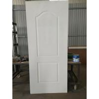 Buy cheap White Primer HDF Door Skin , Environmental Friendly, Model 1 product