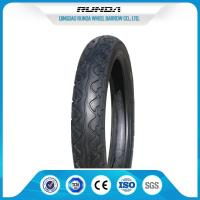 Buy cheap Anti Skidding Cruiser Motorcycle Tires 90/90-18 Butyl Rubber Full Range Pattern product