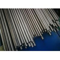 Buy cheap 15mm Thickness Precision Steel Tube , ERW Steel Tube For Water Transport product