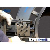 Buy cheap Clip Type Hydraulic Cold Pipe Cutting And Beveling Machine Long Service Life product