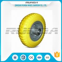 "Buy cheap Slip Resistant Foam Filled Tractor Tires 0.6mm Rim Thickness 8""X2.50-4 OEM product"