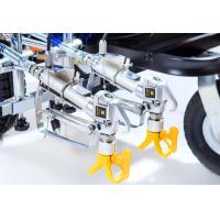 Quality Putian Airless Paint Road Line Marking Machine With Simple Guide Mark System for sale