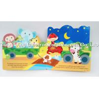 China 6 PET Button Sound Module For Animal Sound Board Book , Funny baby music book on sale