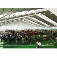 Buy cheap Outdoor Sport Event Tents With Glass Wall Sidewalls High Peak 3m~10m product
