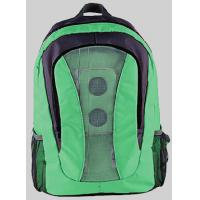 Buy cheap speaker travel bag CF-03 , light green and black , Nylon , Waterproof,bluetooth , mp3 , backpack . product