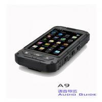 Buy cheap A9 3 - Proof Portable Listening Systems Android System For GPS / QR Code Guide product