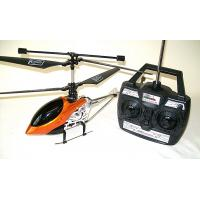 Buy cheap Mini Orange 4 Channel I / R Infared Control RC Helicopter With 10 - 12m Control Range M-30 product