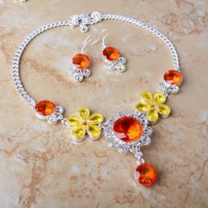 Buy cheap Sistema de piedra de la joyería del partido de los pendientes del collar del ahogador de la moda product