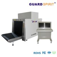 Buy cheap Subway / Government Buildings / airport baggage x ray machines High Speed Detection product