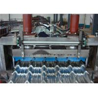 China Color Steel Roof Tile Metal Roofing Machine For 0.3-0.7mm Material Width on sale