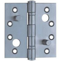 Buy cheap Security Anti Theft Square Door Hinges 4 Inch Stainless Steel Door Hinges product