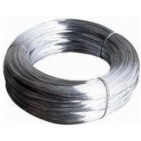 China Electro Galvanized Wire Iron Binding Wire Used In Construction And Resident on sale