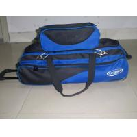 Buy cheap Customized Bowling Bag With Wheels 3balls product