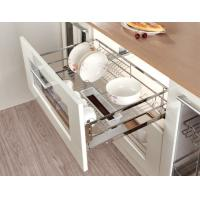 Buy cheap Pull Out Cabinet Sliding Wire Basket Modern Kitchen Accessories For Storage product
