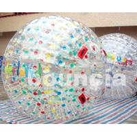 China  Funny Inflatable Water Zorb Ball For Zorb Ramp With CE EN15649  for sale