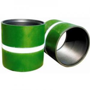 Buy cheap oil coupling j55 EU,BTC Casing coupling,N80 tubing coupling,73.02mm coupling product