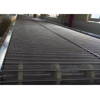 Buy cheap Stainless Steel Drying Chain Mesh Conveyor Belt In Wood Processing Industry product