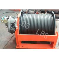 Buy cheap Anchor Type Lebus Groove Drum Power Winch Machine ,mooring and boat ,One Year Warranty product
