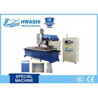 Buy cheap CNC Automatic Welding Machine For Welding Square Pipe Frame and Wire Mesh product