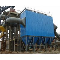 Buy cheap Industrial Pulse Jet Air Filters / Bag Filter Type Pulse Jet Dust Collector product