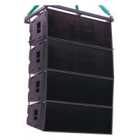 Buy cheap Sports Stadiums Stage Sound System 148dB SPL With 60Hz - 18kHz Frequency product