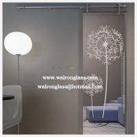 High Quality China frosted glass for Glass walls/Glass Partitions/Glass Dividers
