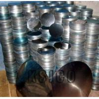 China 410 Stainless Steel Circle on sale