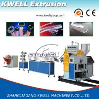 Buy cheap High Quality PVC Steel Wire Reinforced Hose Extruding Machine/Production Line product