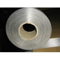Buy cheap Reverse Dutch Weave Belts Stainless Steel Woven Wire Mesh Reverse Dutch Weave Filter 160X16 product