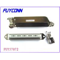 Buy cheap 64 Pin Amphenol IDC Male Centronics Connector , Plug Connector from wholesalers