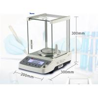 Buy cheap Lab Digital Balance Scales With Sliding Three - Door Design Windshield product