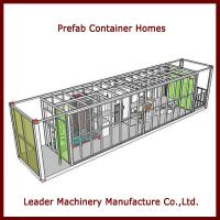 Buy cheap Prefab Shipping Container Homes , Modular Container Accommodation from wholesalers