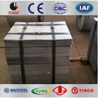China SS Stainless Steel 316 Plate / 2mm 3mm Thin Stainless Steel Sheeting on sale