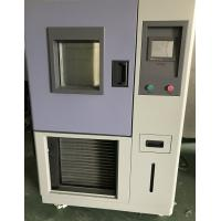 China -70°c To 150°c  Temperature Humidity Test Chamber Air / Water Cooled on sale