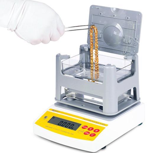 Quality 2015 NEW Digital Electronic Precious Metal Tester , Gold Density Tester , Gold Purity Tester with Printer  AU-1200K for sale