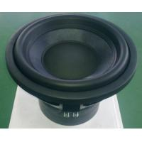 """China RMS 3000 Watts 4"""" flat Dual voice coil Real Kevlar cone Competition car powered subwoofer wholesale"""