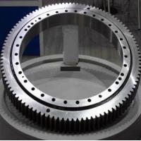 Buy cheap large size excavator tower crane cross roller slewing bearing Sk260-8 Slewing Bearing for Excavator Kobelco product