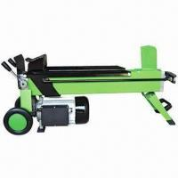 Buy cheap Horizontal Log Splitter with 2HP Power, 370mm Length and 4, 5 and 6T Force product