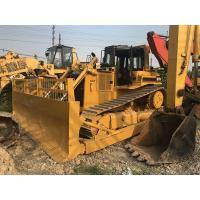 Buy cheap Japan Made Second Hand CAT D7H Bulldozer With Ripper Excellent Undercarriage from wholesalers