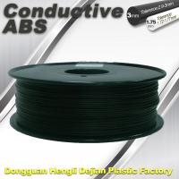 Buy cheap Good Performance Of Electroplating ABS Conductive 3D Printer Filament 1kg / Spool  Conductive Filament product