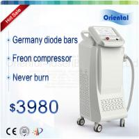 Buy cheap CE Approved Laser Hair Removal Home Machine For Whole Body , 2000W Power Supply from wholesalers