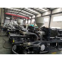 China Low Power Consumption Auto Injection Molding Machine 180 Ton With Servo Driver HJF180 on sale