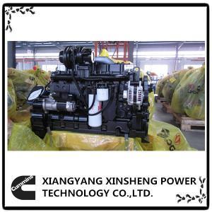 Buy cheap 6CTA8.3-C260 Cummins Diesel Engine ,Water Cooled For Liugong,Shantui,VOLVO,KOMAISU product