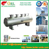 Buy cheap Gas Steam CFB Boiler Drum Water Heat Non Pollution Boiler Equipment product