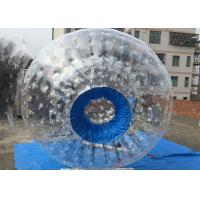 blue pvc inflatable zorb ball human sized hamster ball 260 180cm 108338667. Black Bedroom Furniture Sets. Home Design Ideas